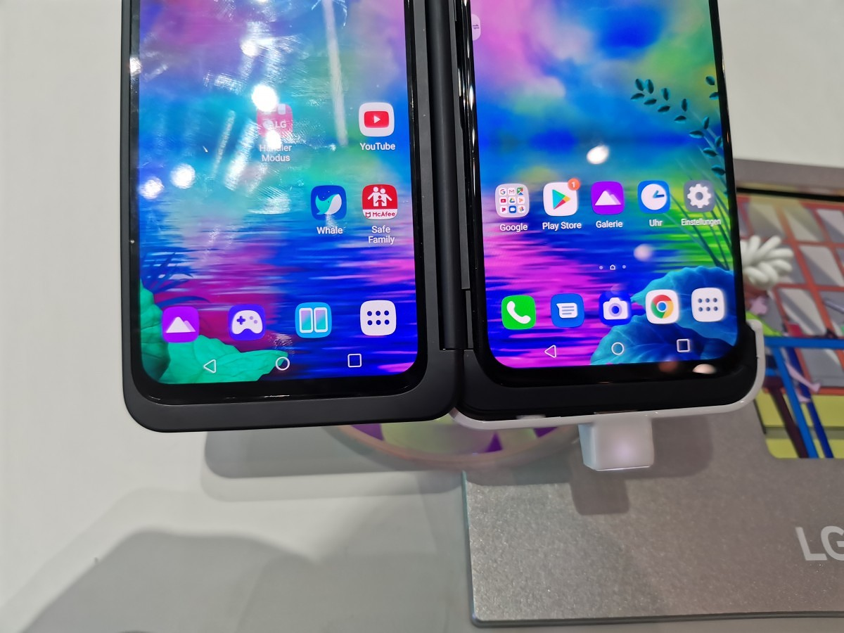 LG G8X Dual-Screen Hands-on - A confusing release