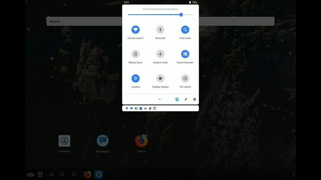 Bliss OS, Android Pie ROM for desktop PC