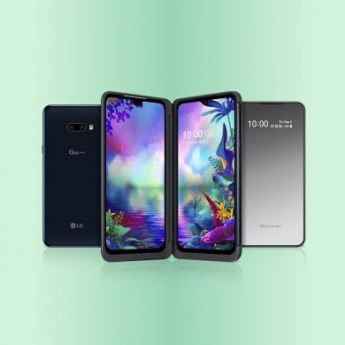 LG V60 ThinQ with dual screen and 5G likely to launch at MWC 2020