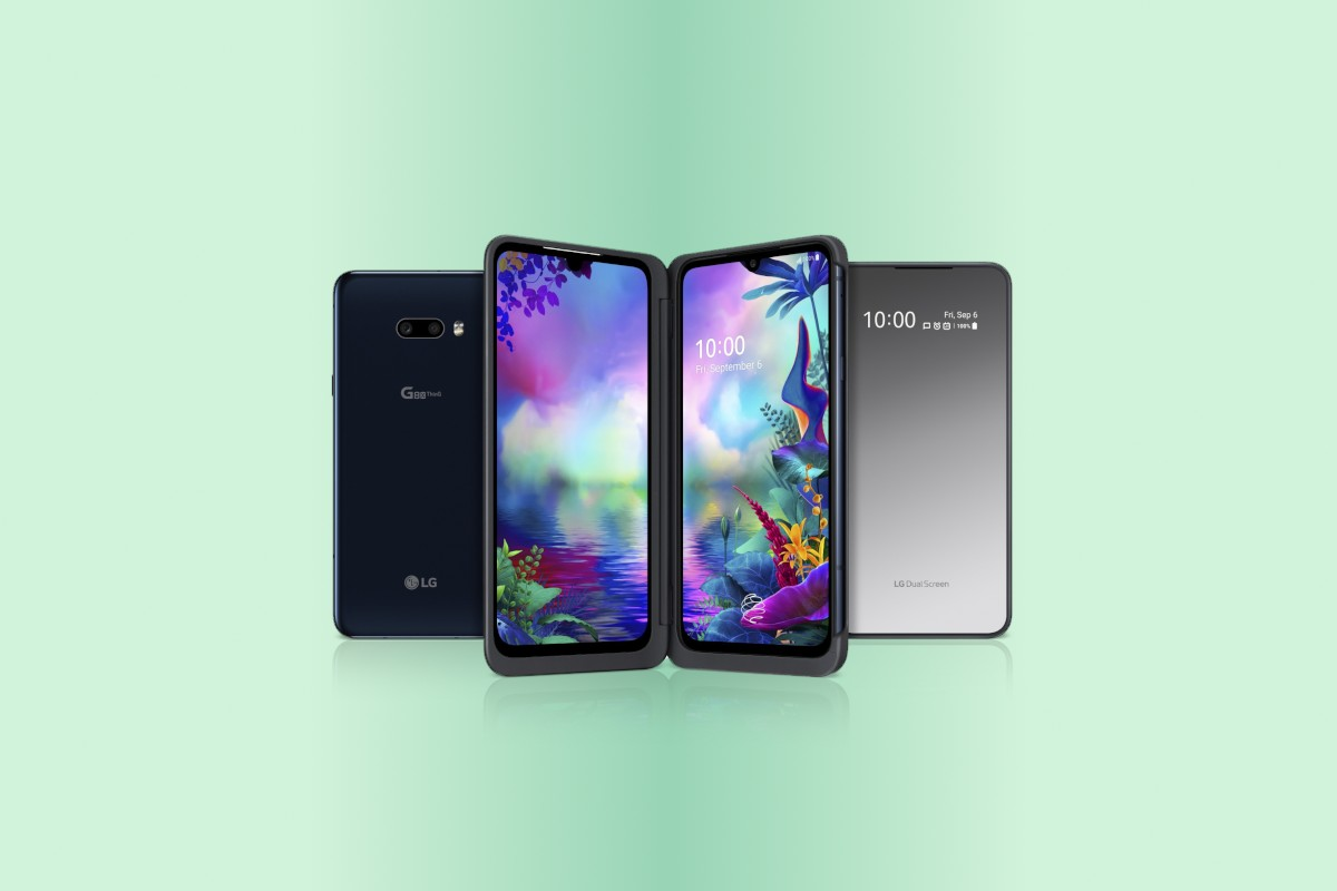 LG V60 ThinQ with dual screen and 5G likely to launch at MWC 2020 - XDA Developers