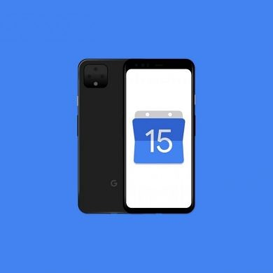 The Google Pixel 4 will be officially revealed on October 15th