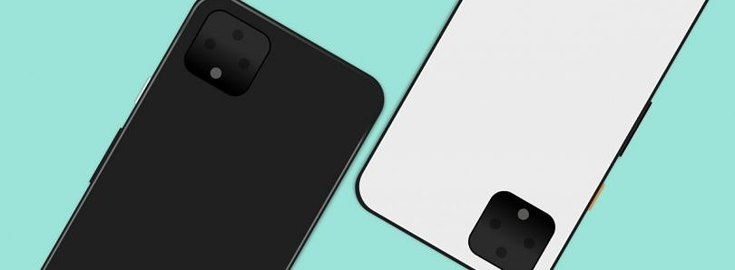 [Update: White model too] Google Pixel 4 leaked hands-on video shows off every angle