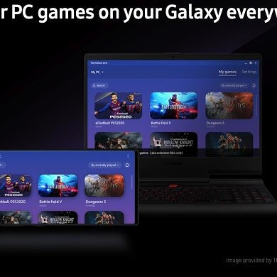 [Update 2: 5 More Devices Next Month] PlayGalaxy Link lets you stream PC games to your Samsung Galaxy smartphone
