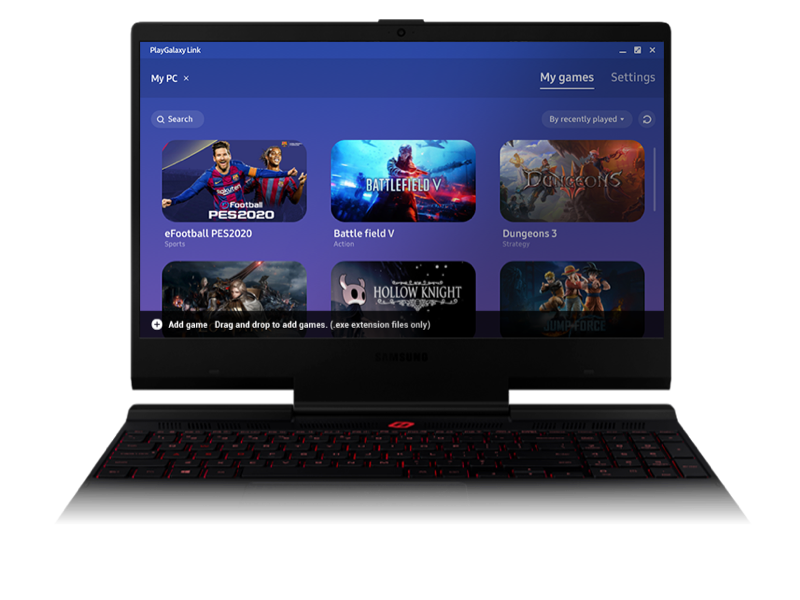 PlayGalaxy Link lets you stream PC games to Samsung Galaxy phones