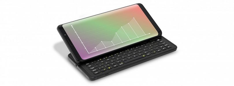 F(x)tec Pro1 is a Slider Smartphone for Physical Keyboard enthusiasts