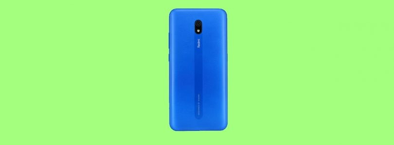 Redmi 8A Android Software Update Download Links Repository