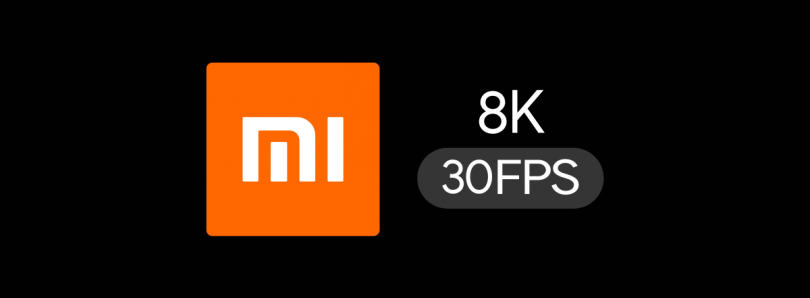 MIUI Camera reveals a future Xiaomi phone will support 8K@30fps videos