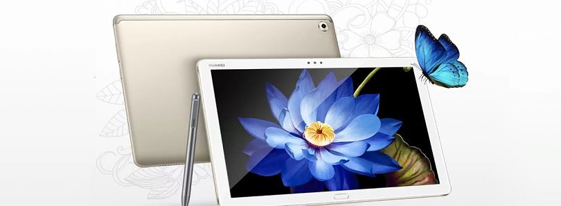 Huawei launches MediaPad M5 Lite with M-Pen, Harman Kardon-tuned quad speakers in India