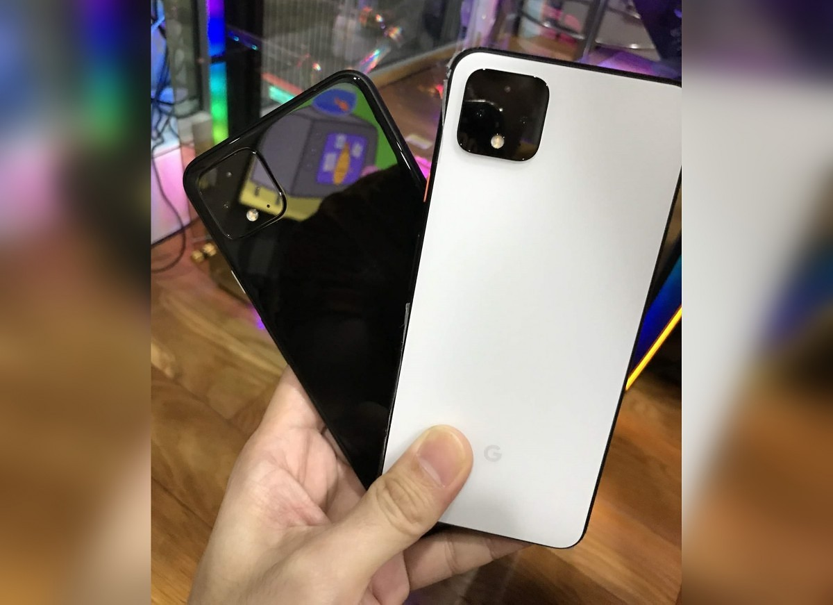 Google Pixel 4 XL leaked comparison shows off Black and