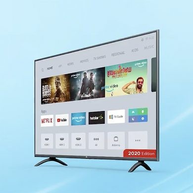 [Update: New 55″ 4K model]The new 65″ Mi TV 4X is the largest Xiaomi TV in India, 43″ and 50″ added to the 4K lineup