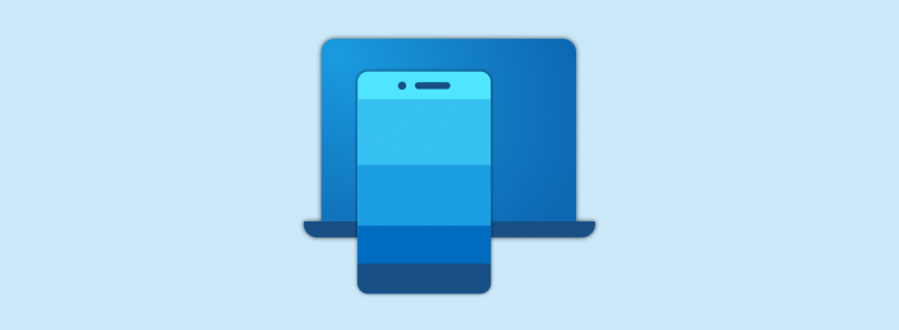 "Microsoft's ""Your Phone"" app for Windows 10 adds a battery indicator, prepares to support making phone calls"