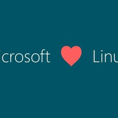 Microsoft plans to add support for exFAT to the Linux kernel