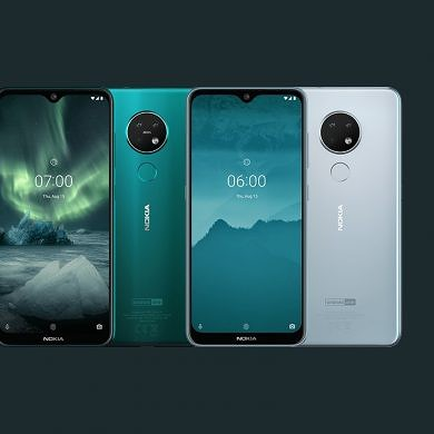 [Update 2: 7.2 goes on sale in India] HMD Global announces the mid-range Nokia 7.2 and Nokia 6.2 smartphones at IFA 2019