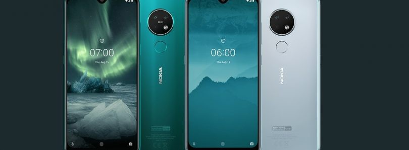 [Update 3: 6.2 goes on sale in India] HMD Global announces the mid-range Nokia 7.2 and Nokia 6.2 smartphones at IFA 2019