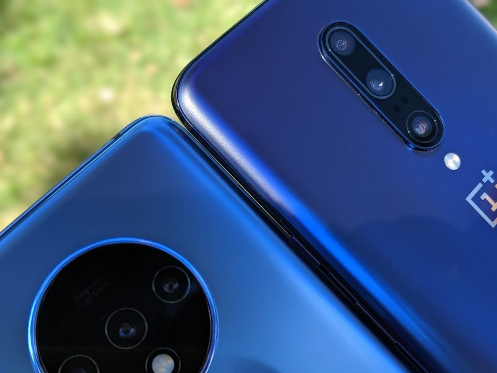 OnePlus 7T and OnePlus 7 Pro
