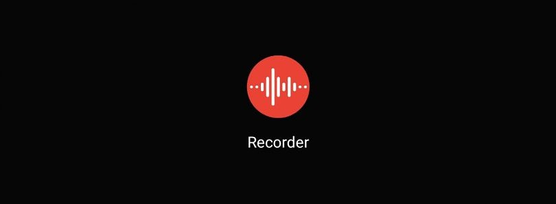 Google Recorder app from the Google Pixel 4 is now available for download