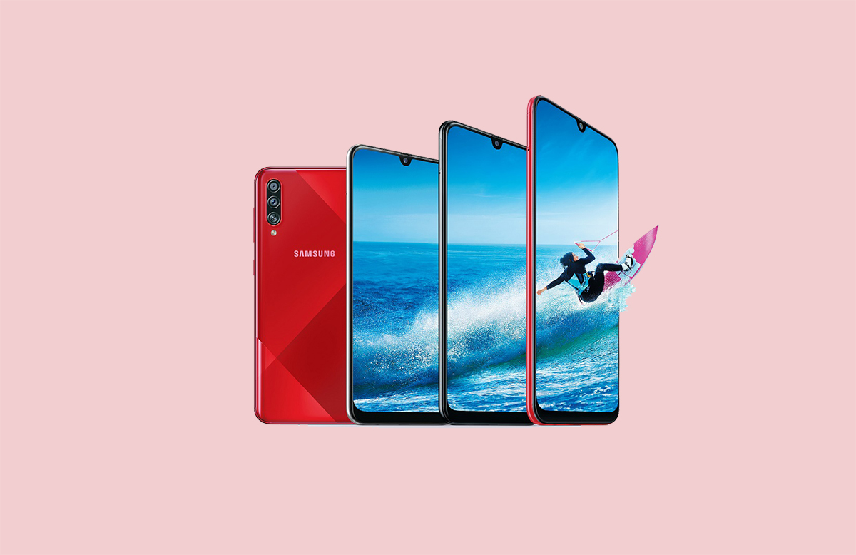 Forums are now open for the Samsung Galaxy A30s, A50s, A70s, M10s, and M30s