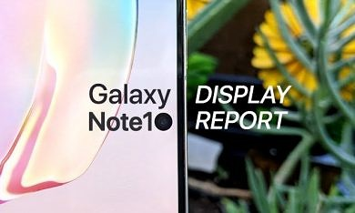 Samsung Galaxy Note 10 Display Analysis: The Most Vibrant and Brightest, but Not the Most Accurate