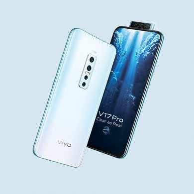 Vivo V17 Pro with dual pop-up cameras, 48MP quad rear cameras launches in India