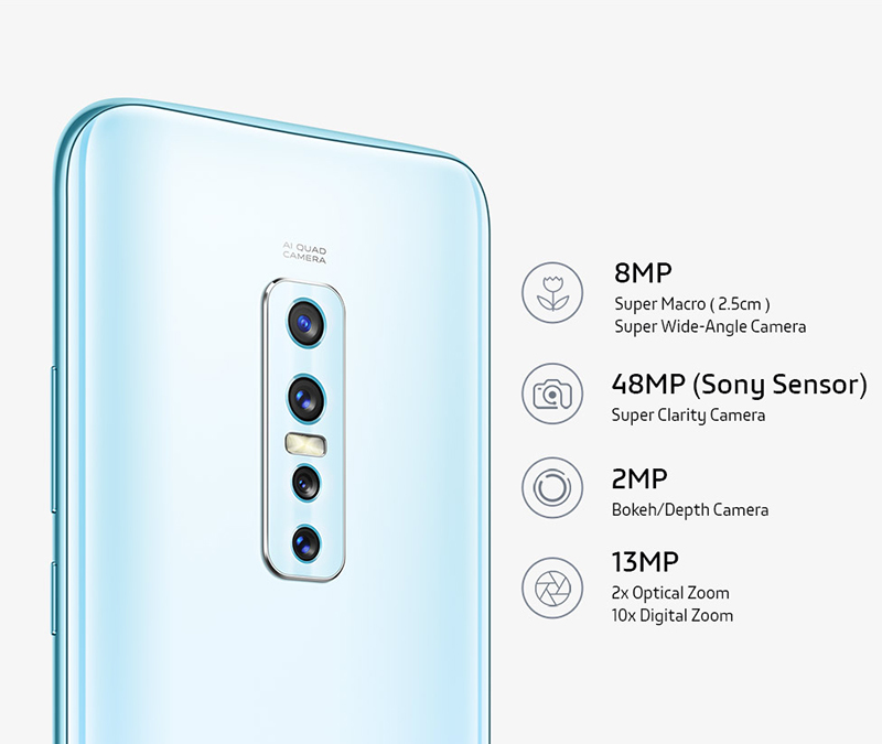 vivo v17 pro launch price in india