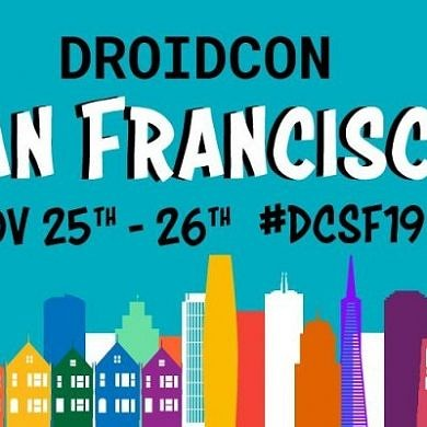 The Sixth Edition of droidcon San Francisco Begins Nov 25th