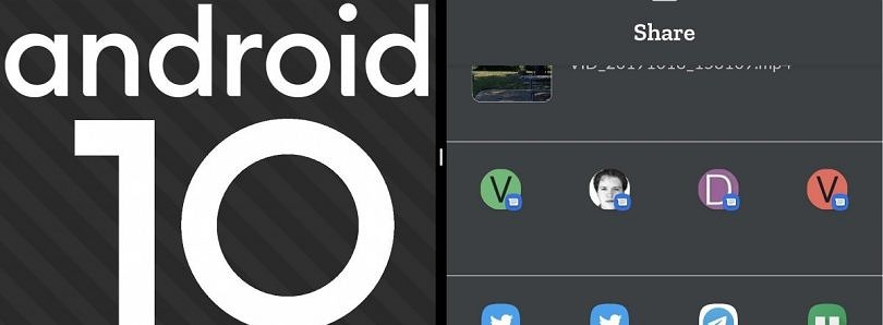 Google quantifies how much faster Android 10's new Share menu really is