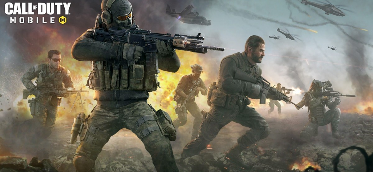 Call Of Duty Mobile Now Available For Download On Android