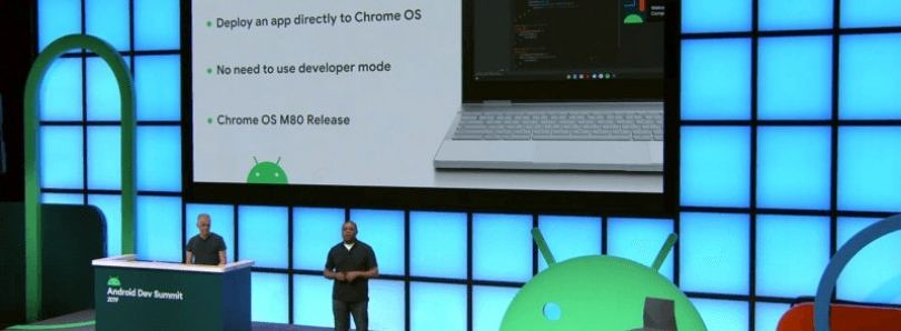 Google says Chrome OS 80 will bring easier Android app sideloading for developers