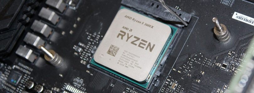 AMD 3rd Gen Ryzen: Continued Look Via Ryzen 5 3600X/3400G