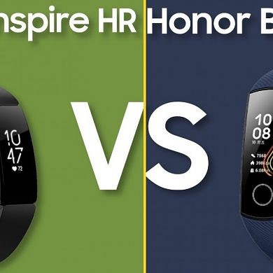 Honor Band 5 vs Fitbit Inspire HR – Budget Fitness Tracker Showdown [Video]