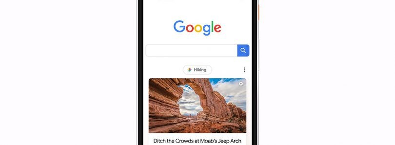 MIUI Launcher has a hidden Google Discover integration that only works in some regions