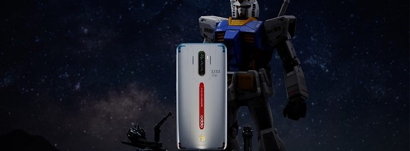 OPPO Reno Ace with 90Hz display, 65W SuperVOOC 2.0 launched in China alongside special Gundam Edition