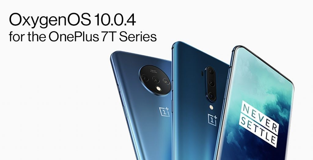 OxygenOS 10.0.4 for the OnePlus 7T series brings Cloud Service to the Gallery app in India, optimizes low-light front camera photos, and more