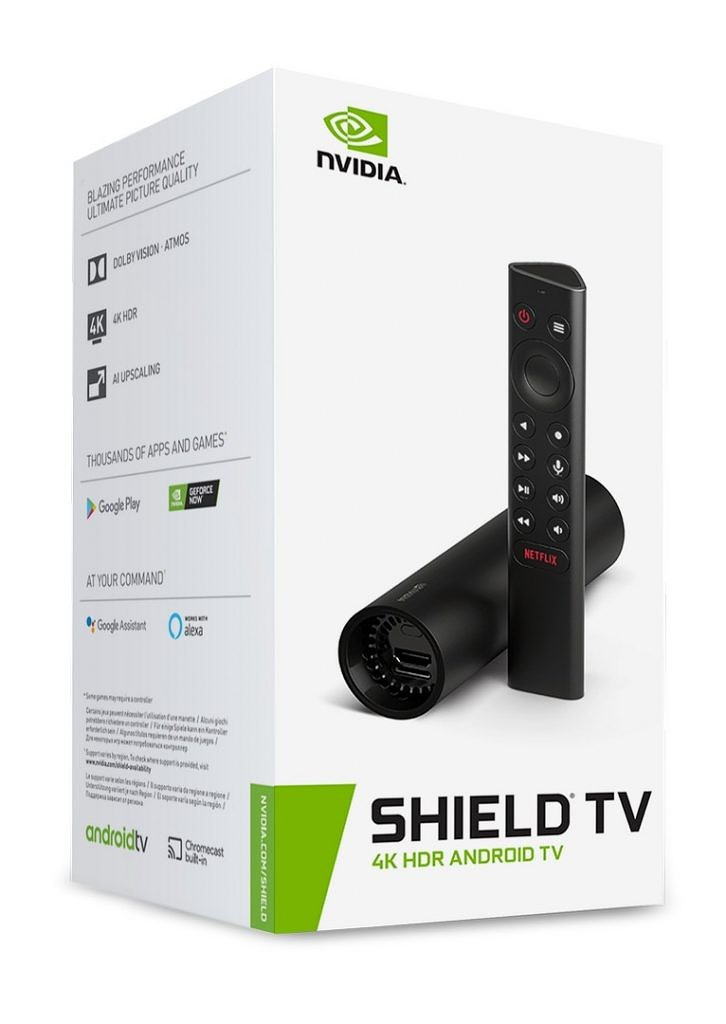 NVIDIA SHIELD TV 2019 stick
