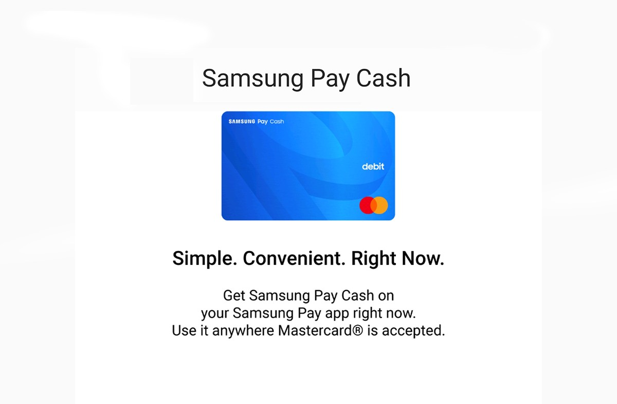 Samsung Pay beta rolls out with international money transfers and Samsung Pay Cash card - XDA Developers thumbnail