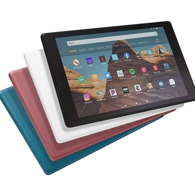 Amazon's new Fire HD 10 tablet has USB-C charging and costs $149