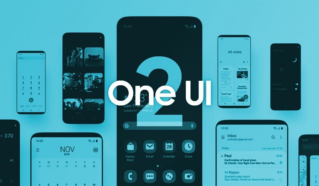 One UI 2 beta with Android 10 rolled out for some European Galaxy S10+ users