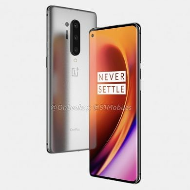 OnePlus 8, 8 Pro, and 8 Lite could launch next month