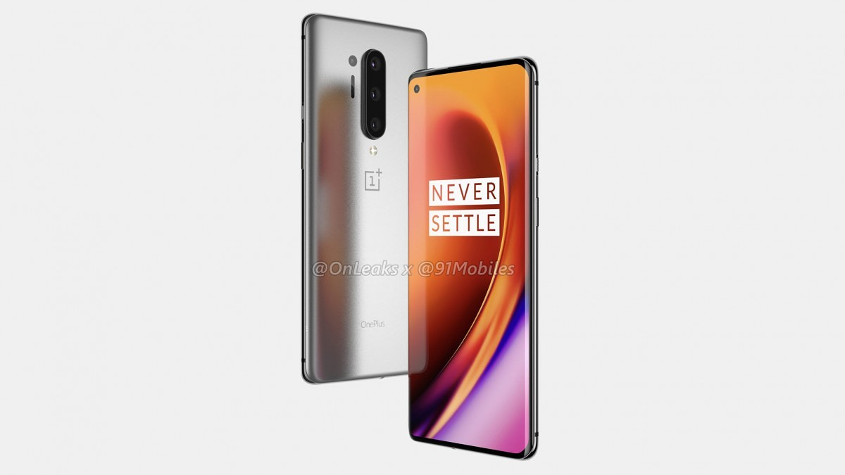 Forget the just-announced OnePlus 7T Pro, here's the OnePlus 8 Pro