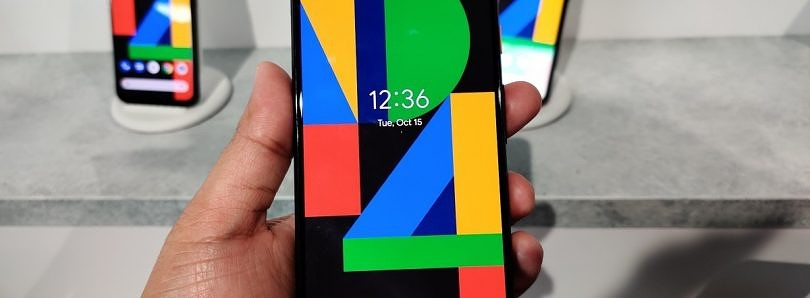 [Update 1: Fix Coming] Google Pixel 4's 90Hz display only works at high brightnesses