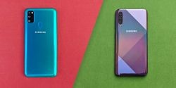 Samsung Galaxy M30s vs Galaxy A50s: Would you choose looks over value for money?