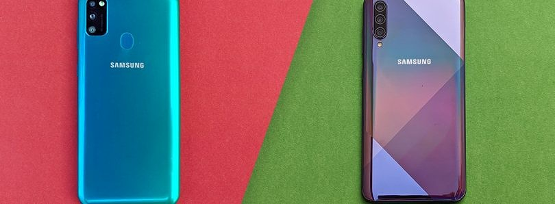 Samsung Galaxy M30s and Samsung Galaxy A50s: Here's what they have in common