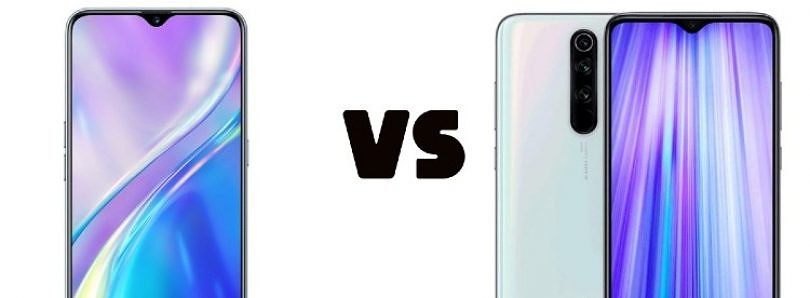 Redmi Note 8 Pro vs Realme XT: Which to get on Diwali?