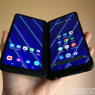 LG G8X with Dual Screen First Impressions: A Fun Gimmick