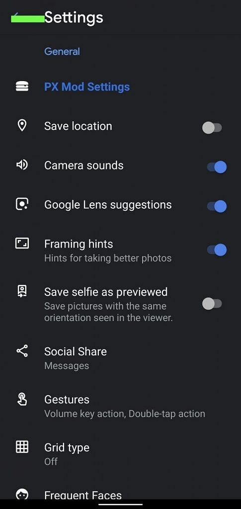 Google Camera mod with 16X zoom for the Pixel 4