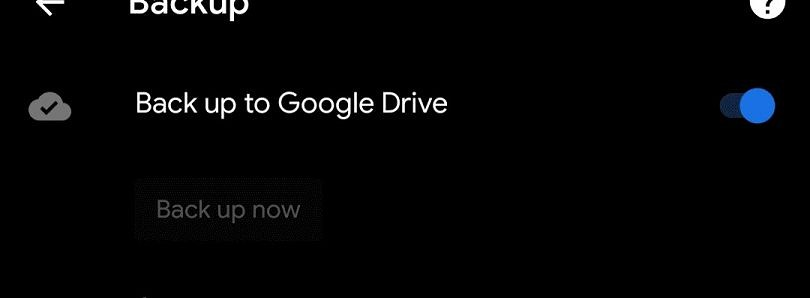 Android backups to Google Drive have been broken for many, here's how to fix it