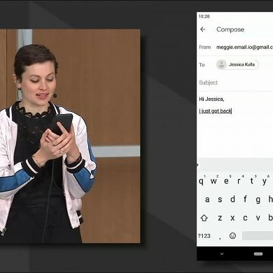 Pixel 4's New Assistant prepares to add better email dictation in Gmail