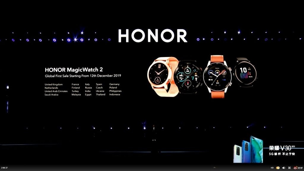 Honor MagicWatch 2 Hands-on: Powerful, All-purpose, but Not Pricey
