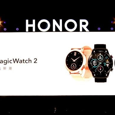Honor announces the Magic Watch 2 smartwatch with the Kirin A1 and LiteOS