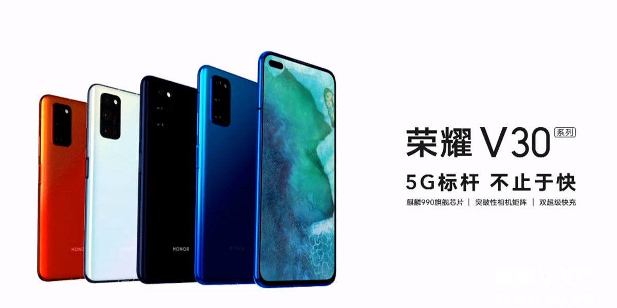 Honor View30 Pro with a Kirin 990 and Sony cameras